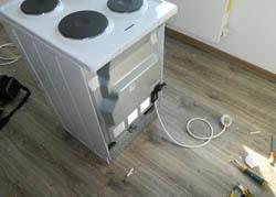 Установка, подключение электроплит город Калуга