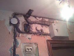 Замена электропроводки в Калуге