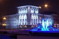 освещение фасадов в Калуге