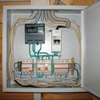 Монтаж, установка, замена, ремонт электрического щитка в Калуге. Ремонт электрощита Калуга. Индивидуальный квартирный электрощит в Калуге